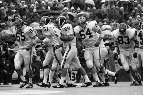 1973 Michigan Jerseys/Uniforms