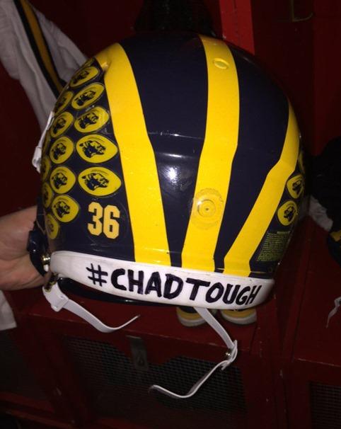 Chad Tough Joe Kerridge