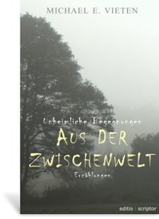 Cover Unheimliche Begegnungen - Aus der Zwischenwelt