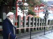 Kyoto pilgrim