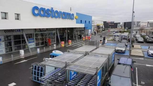 magasins castorama