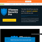 iThemes: Security Pro WordPress Plugin
