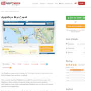 AppThemes: AppMaps MapQuest