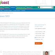 Yoast: News SEO Premium Plugin