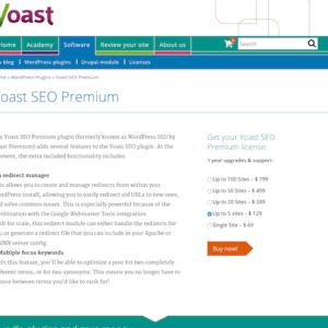 Yoast: SEO Premium Plugin