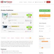 AppThemes: iCodes Publisher