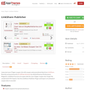 AppThemes: LinkShare Publisher