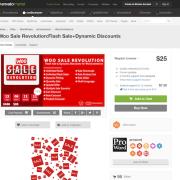 Codecanyon: Woo Sale Revolution