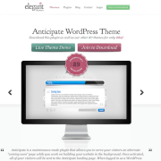 Elegant Themes: Maintenance Mode WordPress Plugin