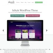 Elegant Themes: InStyle WordPress Theme