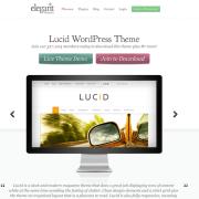 Elegant Themes: Lucid WordPress Theme
