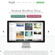 Elegant Themes: Notebook WordPress Theme