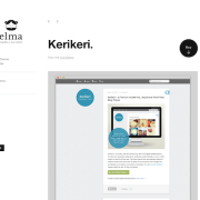 Elmastudio: Kerikeri WordPress Theme