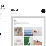 Elmastudio: Ubud WordPress Theme