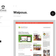 Elmastudio: Waipoua WordPress Theme
