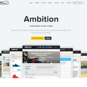 OboxThemes: Ambition WordPress Theme