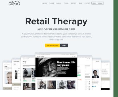 OboxThemes: Retail Therapy Theme