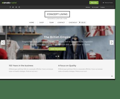 OboxThemes: Store WordPress Theme