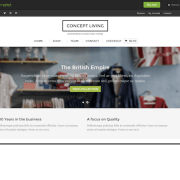OboxThemes: Store WordPress Theme