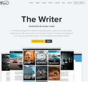 OboxThemes: The Writer WordPress Theme