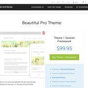 StudioPress: Beautiful Pro Theme