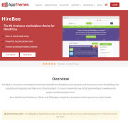 AppThemes: HireBee WordPress Theme