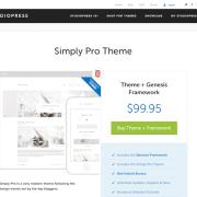 StudioPress: Simply Pro Theme