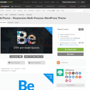 Themeforest: BeTheme