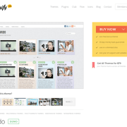 Themify: Grido WordPress Theme
