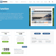 WooThemes: Function