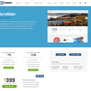 WooThemes: Scrollider