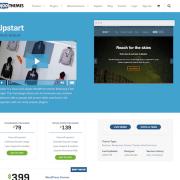 WooThemes: Upstart