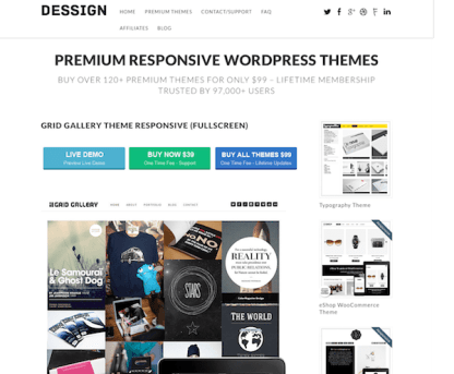 Dessign: Grid Gallery Responsive