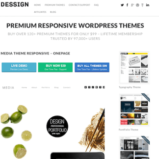 Dessign: Media Responsive