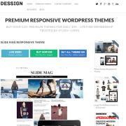 Dessign: Slide Mag Responsive