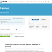 Extensión para WooCommerce: Braintree