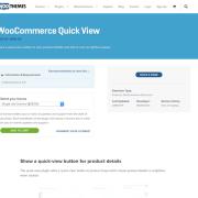 Extensión para WooCommerce: Quick View