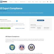 Extensión para WooCommerce: US Export Compliance