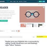 WPMU DEV: Reader WordPress Plugin