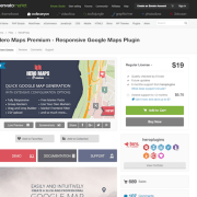 Codecanyon: Hero Maps Premium