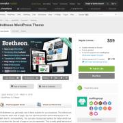 Themeforest: Bretheon