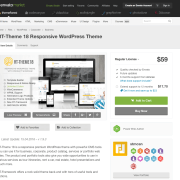 Themeforest: RT-Theme 18