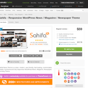 Themeforest: Sahifa
