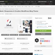 Themeforest: Sleek