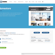 WooThemes: Homestore
