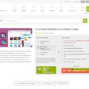 YITH WooCommerce: EU Energy Label Premium