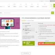 YITH WooCommerce: Customer History Premium