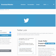 Download Monitor Twitter Lock