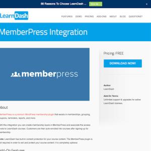LearnDash LMS Add-On: MemberPress
