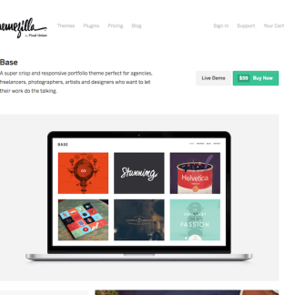 ThemeZilla: Base WordPress Theme